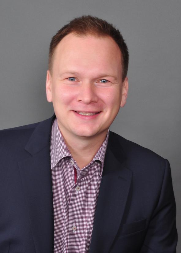 Unser Bürgermeisterkandidat für die Gemeinde Speichersdorf Christian Porsch